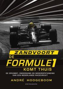 De Formule 1 komy thuis